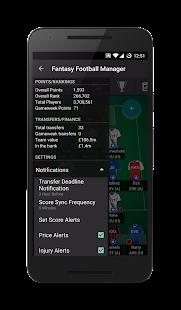 Fantasy Football Manager Pro APK for Bluestacks