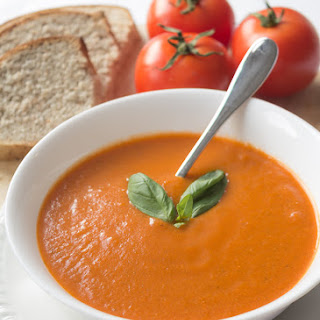 Tomato Corn Flour Soup Recipes