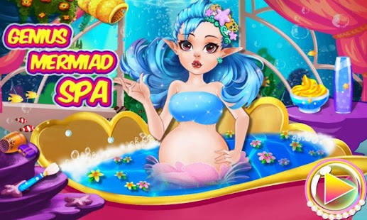 Genius Mermaid SPA