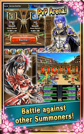 Brave Frontier screenshot 5