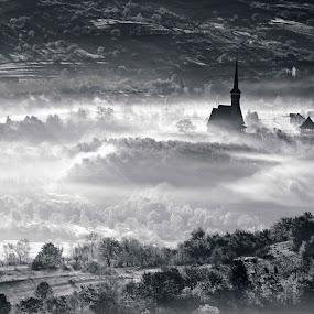 by Cristina Gusatu - Landscapes Mountains & Hills