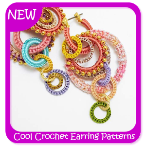 Download Cool Crochet Earring Patterns for PC - Free Lifestyle App for PC