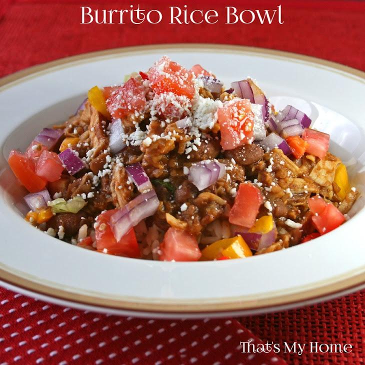 The Ultimate Chicken Burrito Bowl Recipes — Dishmaps
