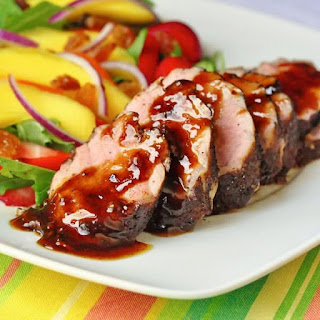 Rum Glazed Pork Tenderloin Recipes