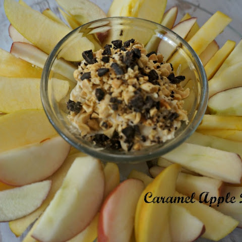 Caramel Apple Dip (Naturally Sweetened, Gluten-Free, & A Tip on How to Keep Apples from Browning)