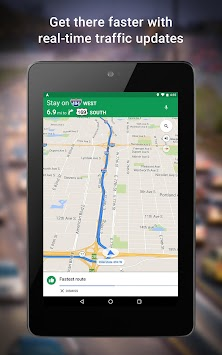 Maps - Navigation & Transit APK screenshot thumbnail 17