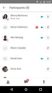 Free Download Cisco WebEx Meetings APK for Samsung