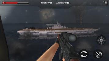 Screenshot of Navy Carrier Strike