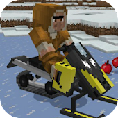 Snow Bikes Mod for MCPE APK for Ubuntu