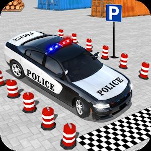 Multistory Police Car Parking Mania 3D Online PC (Windows / MAC)