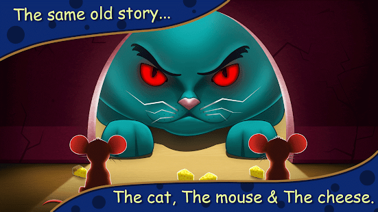 Cat and Rat Games: Mouse Hunt APK for Bluestacks