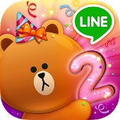Download LINE POP2 APK on PC
