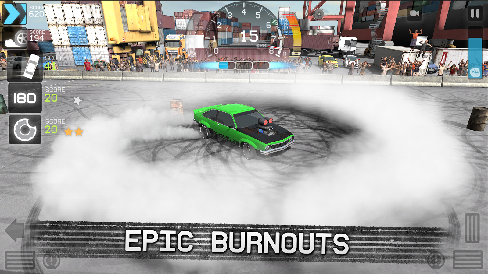 Torque Burnout Screenshot 0