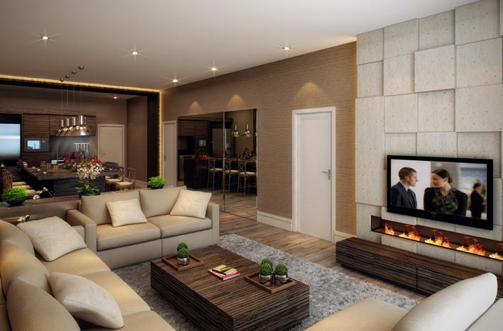 Lançamento - Fração de apartamento em condomínio de alto padrão