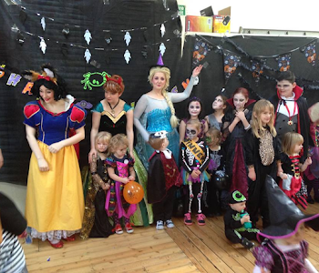 Rhiley's Halloween Party 31.10.15