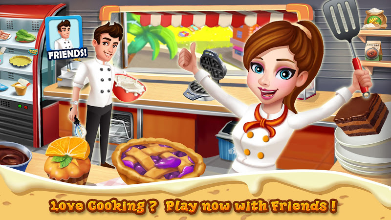 Rising Super Chef 2 : Cooking Game Screenshot 4