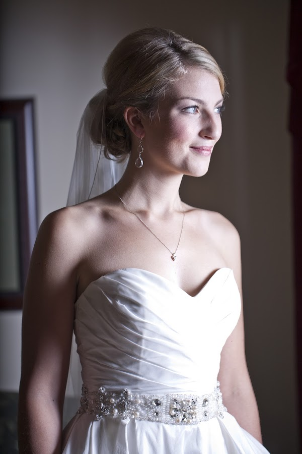 by Benjamin Wilson - Wedding Bride
