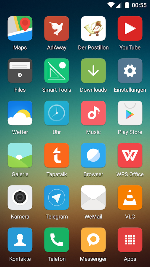 mimaui - MIUI style icon pack Screenshot 3