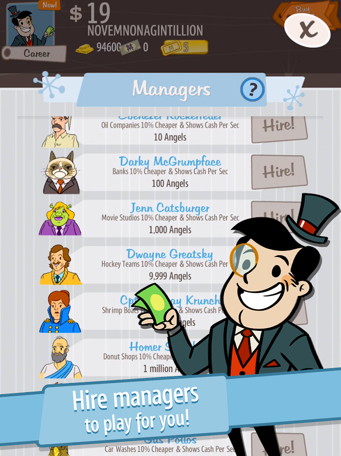 AdVenture Capitalist Screenshot 7