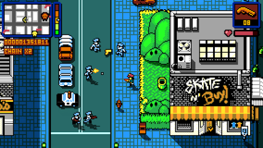 Retro City Rampage DX For PC