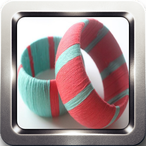 Download Silk Thread Bangles For PC Windows and Mac