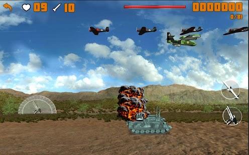 Tanks vs Warplanes APK for Bluestacks