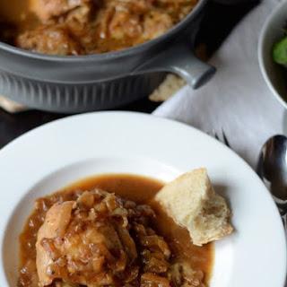 Gruyere Sauce Chicken Recipes