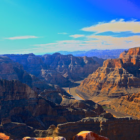 Grand Canyon by Iman S - Landscapes Mountains & Hills