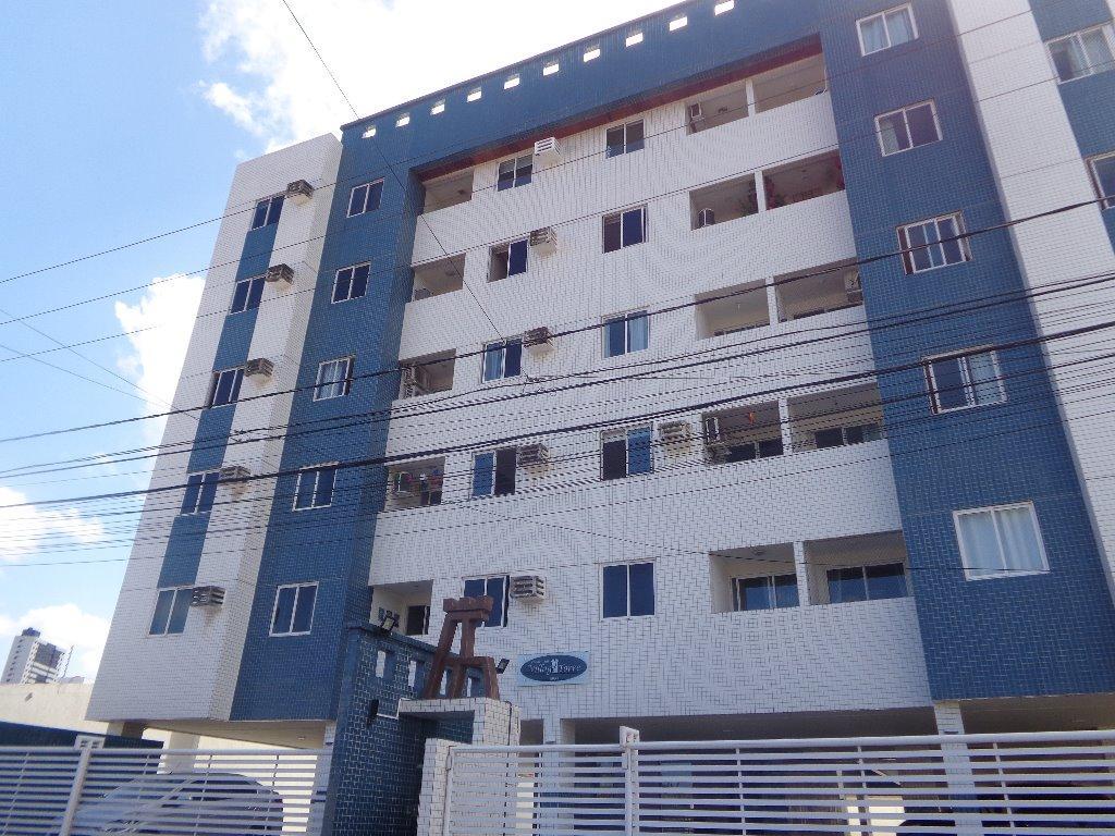 Apartamento residencial para locação, Torre, João Pessoa.