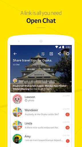 KakaoTalk: Free Calls & Text screenshot 3