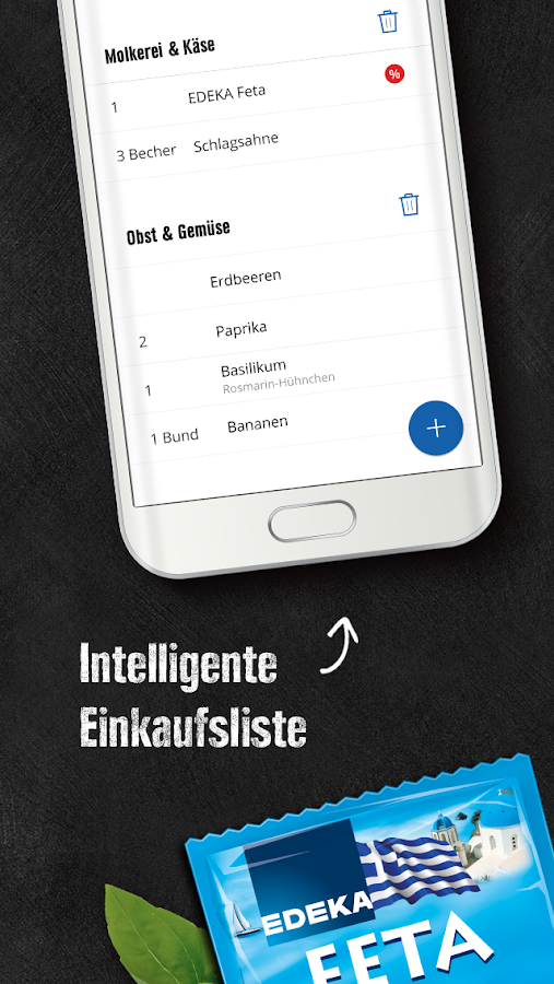 EDEKA - Angebote & Coupons Screenshot 1