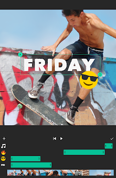 Editor Video & Foto Musik APK screenshot thumbnail 7
