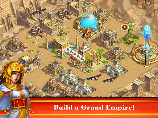 Pharaohs War by TANGO - screenshot