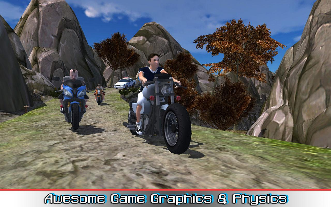 Hill Climber Moto Bike World 2 Screenshot 9