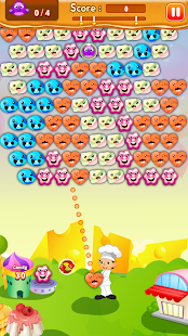 Candy Bubble Temple - screenshot