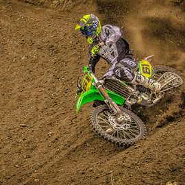 deep in the ground by Dragan Rakocevic - Sports & Fitness Motorsports (  )