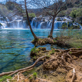 National park Krka by Stanislav Horacek - Landscapes Waterscapes