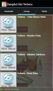 Dangdut Hits Terbaru - screenshot