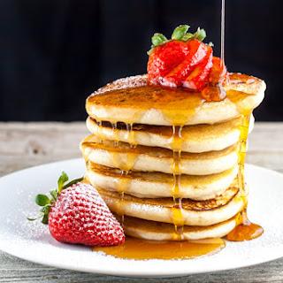 Xanthan Gum Pancakes Recipes