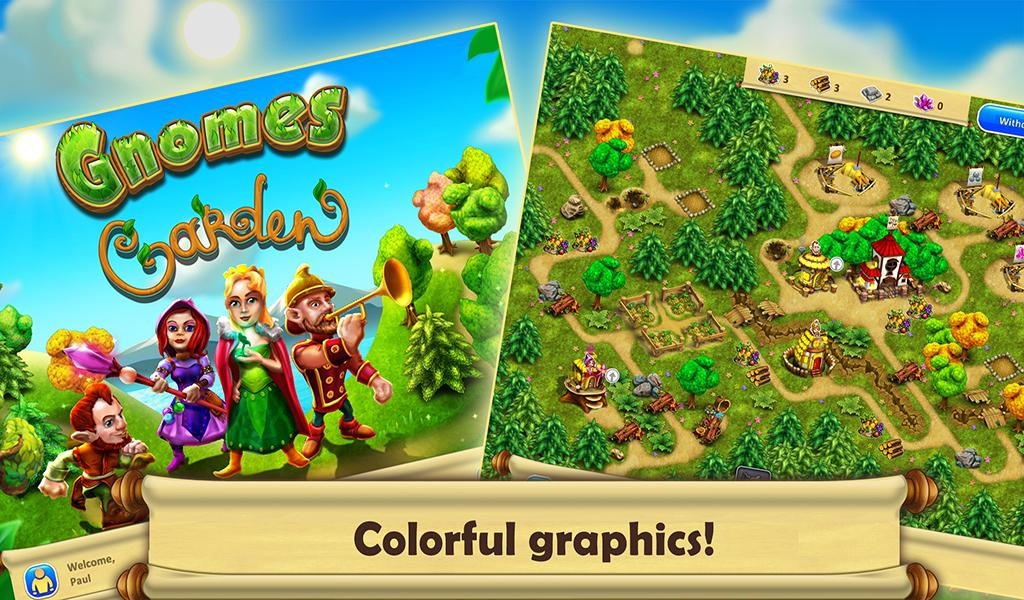 Gnomes Garden HD Screenshot 10