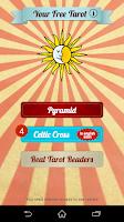 Screenshot of Your Free Tarot