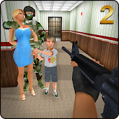 Modern Action Commando FPS 2 APK for Bluestacks