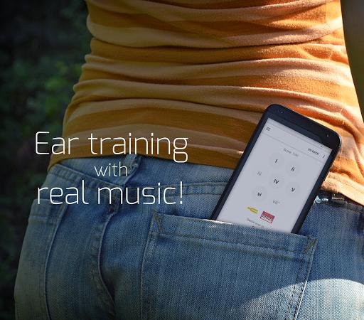ChordProg Ear Trainer