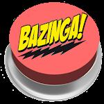 Bazinga! Button 1.0