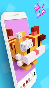 Color by Number 3D - Pixel Art Coloring Games for pc