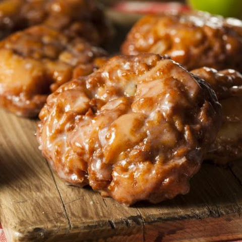All-Star Starbucks Apple Fritter
