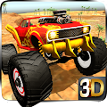 4x4 offroad Monster Truck Impossible Desert Track APK for Bluestacks