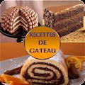 App Recettes de Gâteaux APK for Windows Phone