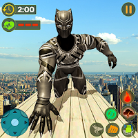 Panther Superhero Rescue Mission Crime City Battle For PC Free Download (Windows/Mac)