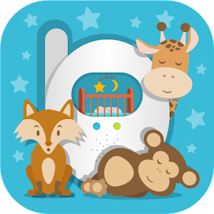 Baby Monitor Free: Video Nanny Babysitting Camera For PC
